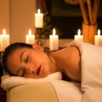 Gesicht- und Kopfmassage I Moorpackung & Thai Massage