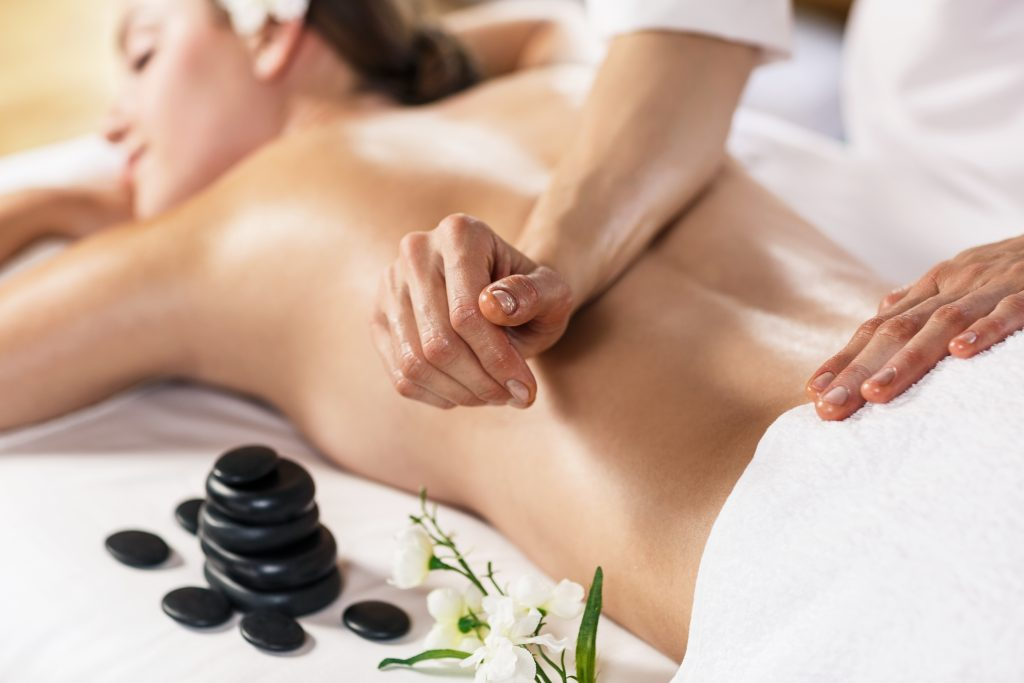 Anti-Stress Massage - Thai Moon Spa Leipzig