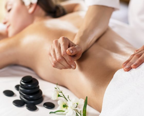Thai Medizin Massage (intensiv)